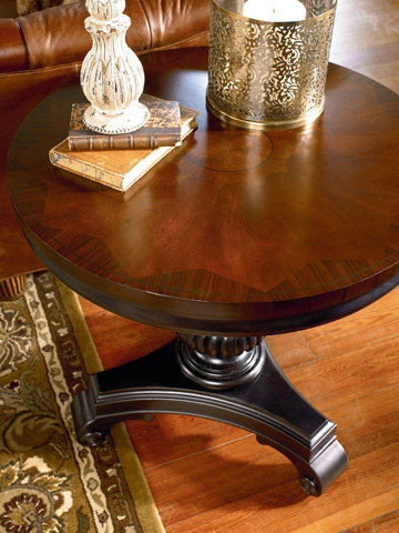 Thomasville Furniture - The Fifth Column Lamp Table - 46239-231