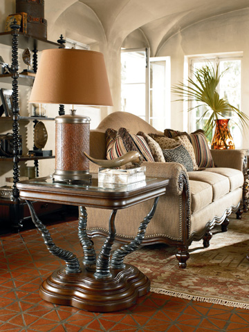 Thomasville Furniture - 1934 Trophy Horn Table - 46291-227