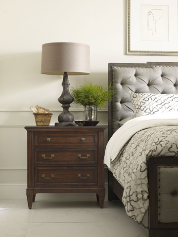 Thomasville Furniture - Mirabeau Custom Upholstered Headboard - 83412-456