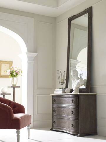 Thomasville Furniture - Donatello Tall Pedestal - 83431-425