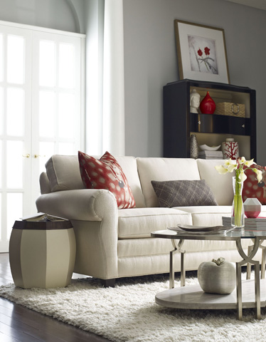 Thomasville Furniture - Escaya Drum Table - 83432-330