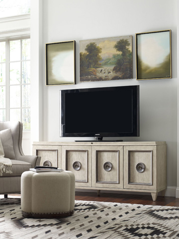 Thomasville Furniture - Miramar Entertainment Console - 83445-930