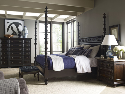 Thomasville Furniture - Hi/Low Poster Bed - 84418-476