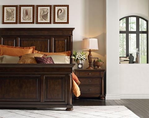 Thomasville Furniture - Panel Bed - 84511-436