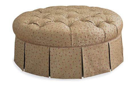 Thomasville Furniture - Duchess Ottoman - 1107-16