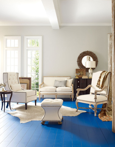 Thomasville Furniture - Nassau Settee - 1617-13