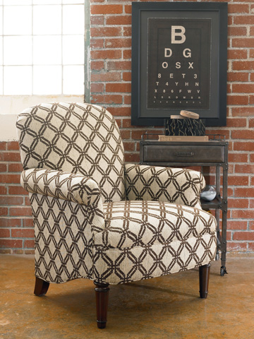 Thomasville Furniture - Kinley Chair with Legs - 1699-15