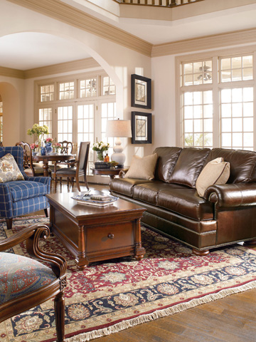 Thomasville Furniture - Ashby Sofa - 20706-520