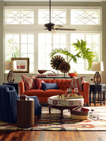 Thomasville Furniture - Surrey Sofa - 2235-11