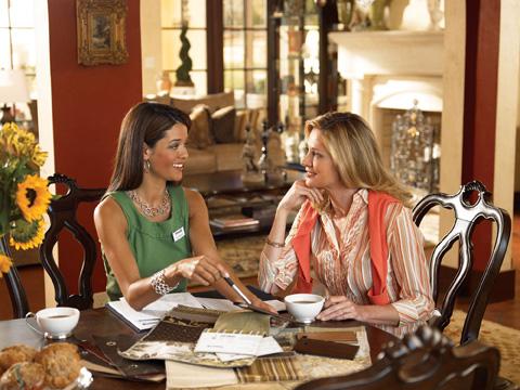 Thomasville Furniture - San Martino Side Chair - 43622-831