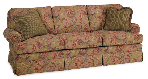 Thomasville Furniture - Rushmore Sofa - 6007-180