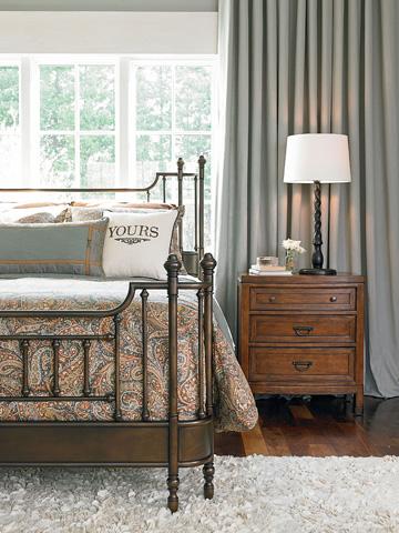 Thomasville Furniture - American Anthem King Metal Bed - 82819-556