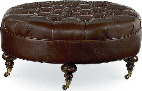 Thomasville Furniture - Regatta Round Ottoman - HS1611-16C