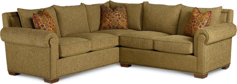 Thomasville Furniture - Fremont Sectional - 1658-SECT