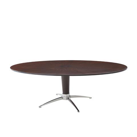 Theodore Alexander - Sleek II Dining Table - KENO5410