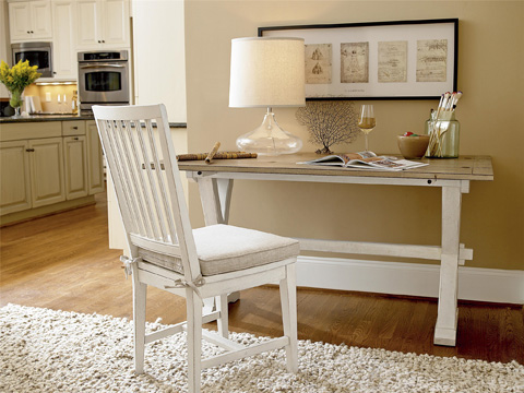 Universal Furniture - Drop Leaf Console Table - 128816