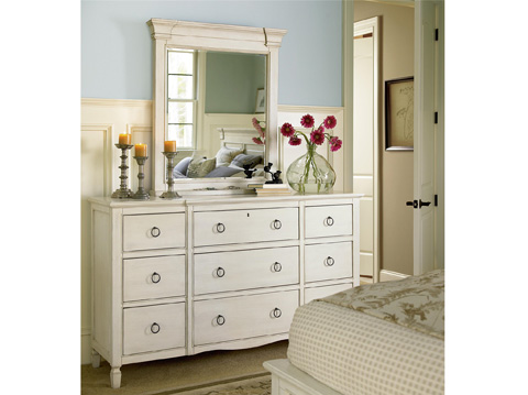 Image of Nine Drawer Dresser