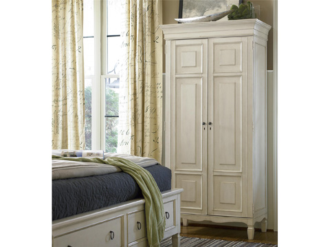 Image of Tall Cabinet Armoire