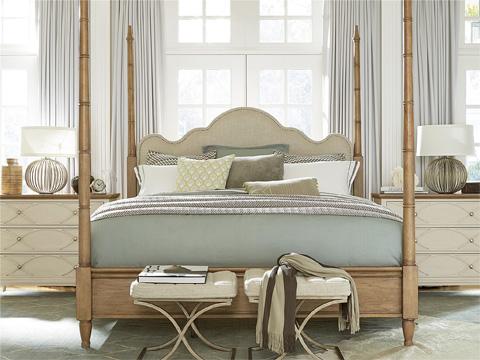 Image of Moderne Muse Bed End Bench