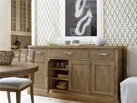 Universal Furniture - Moderne Muse Sideboard - 414679