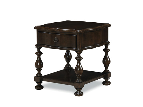 Universal Furniture - River House End Table - 393802