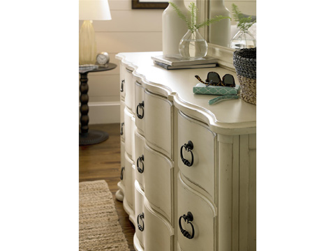 Universal Furniture - River House Dresser - 394050