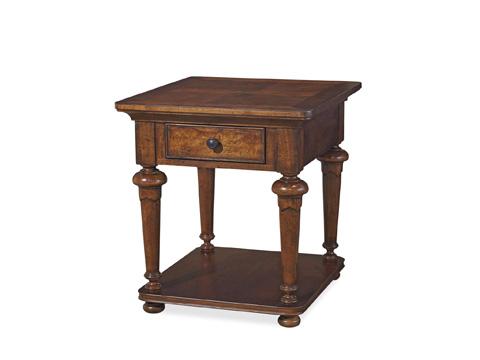 Paula Deen Home - Dogwood End Table - 596804