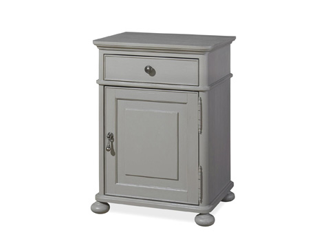 Image of Dogwood Door Nightstand