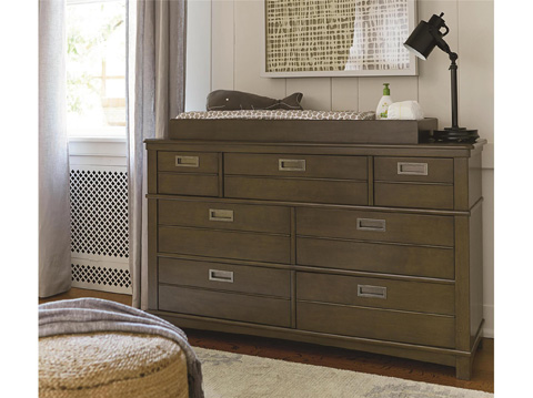 Universal - Smart Stuff - Varsity Drawer Dresser - 5351002