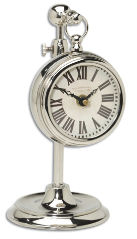 Uttermost Company - Pocket Watch Nickel Marchant Cream - 06070