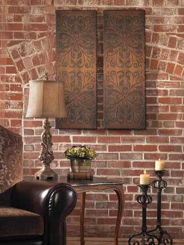 Uttermost Company - Alexia Wall Panels - 13643