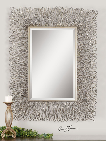 Uttermost Company - Corbis Wall Mirror - 07627