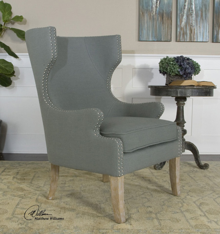 Image of Graycie Wing Chair