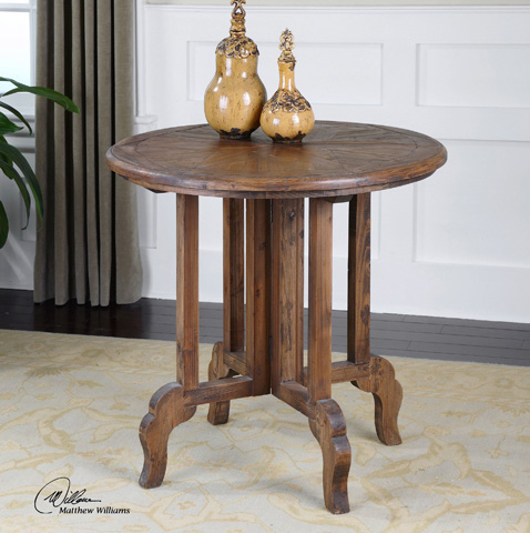 Uttermost Company - Imber Accent Table - 24372