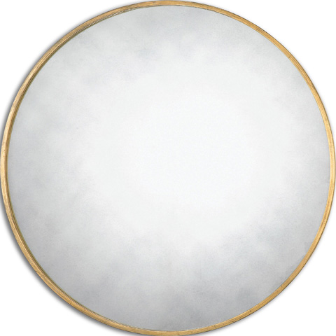 Uttermost Company - Junius Round Mirror - 13887