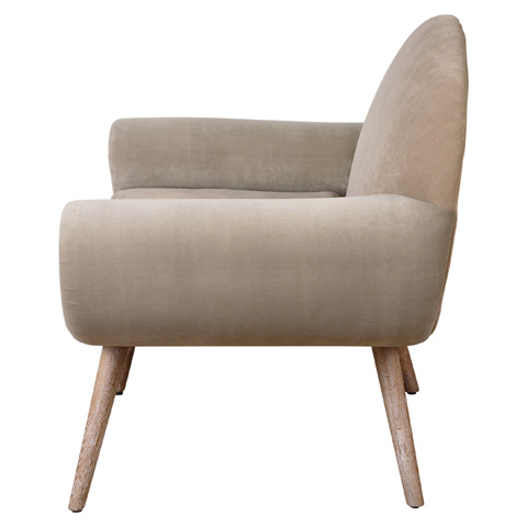 Uttermost Company - Kavita Accent Chair - 23197