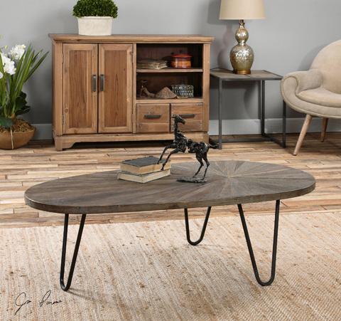 Uttermost Company - Leveni Coffee Table - 24459