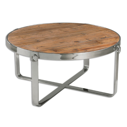 Uttermost Company - Berdine Coffee Table - 24485