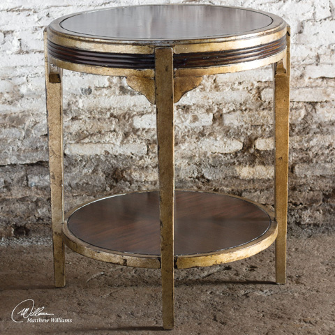 Uttermost Company - Tasi Accent Table - 25626