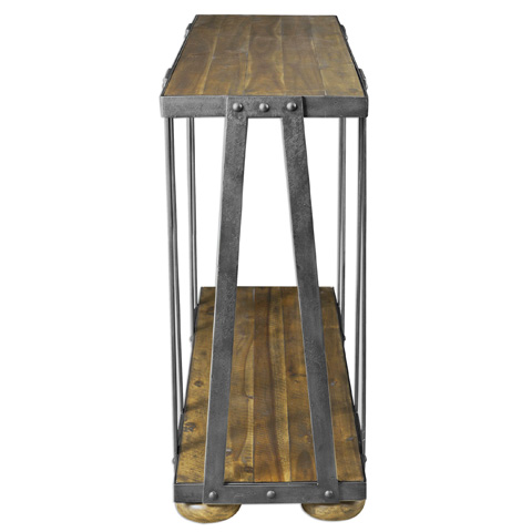 Uttermost Company - Vladimir Console Table - 25912