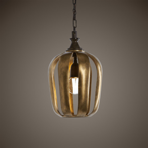 Uttermost Company - Zucca One Light Mini Pendant - 22034