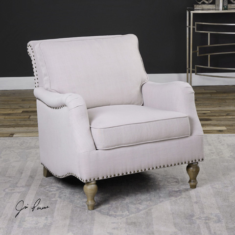 Uttermost Company - Armstead Chair - 23291