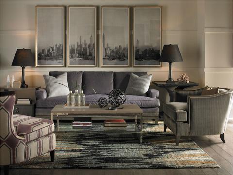 Vanguard Furniture - Rugby Road Sofa - 9043-S