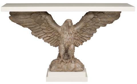Vanguard Furniture - Copake Eagle Console Table - 9305S
