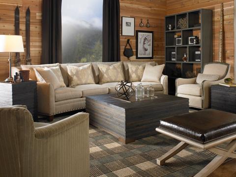 Vanguard Furniture - Sierra End Table - P440E-SC