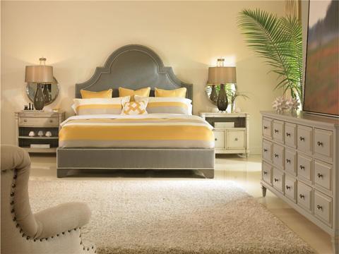 Vanguard Furniture - Kaylee King Bed - V1722K-PF