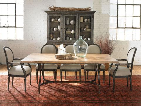Vanguard Furniture - Genevieve Arm Chair - V283A