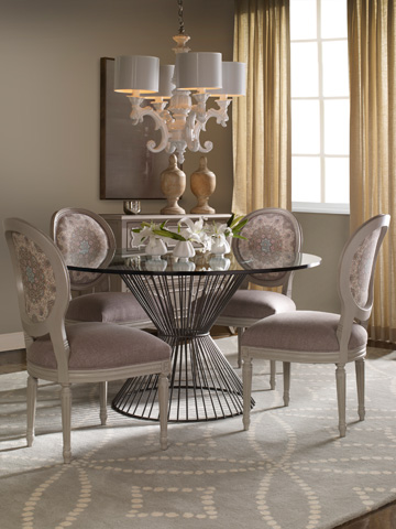 Vanguard Furniture - Genevieve Side Chair - V283S