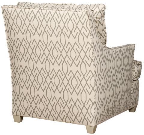 Vanguard Furniture - Lombardi Chair - V456-CH