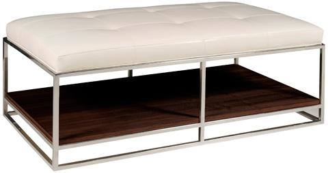 Vanguard Furniture - Willoughby Cocktail Ottoman - W382C-OT